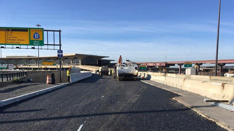 Newark Airport Bridges: N61, N62 and N63